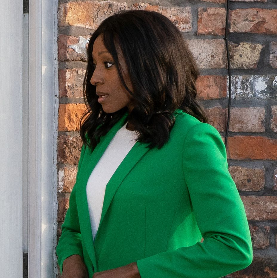 Coronation Street star Victoria Ekanoye announces new project after Angie Appleton's exit