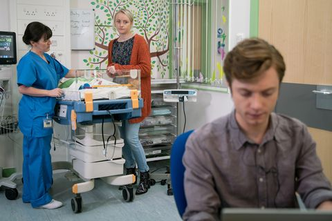Sinead Tinker worries about Daniel Osbourne in Coronation Street