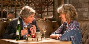 Audrey Roberts confronts Lewis Archer in Coronation Street