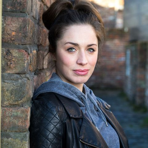 Coronation Street star Julia Goulding reveals big news over her future as Shona Ramsey