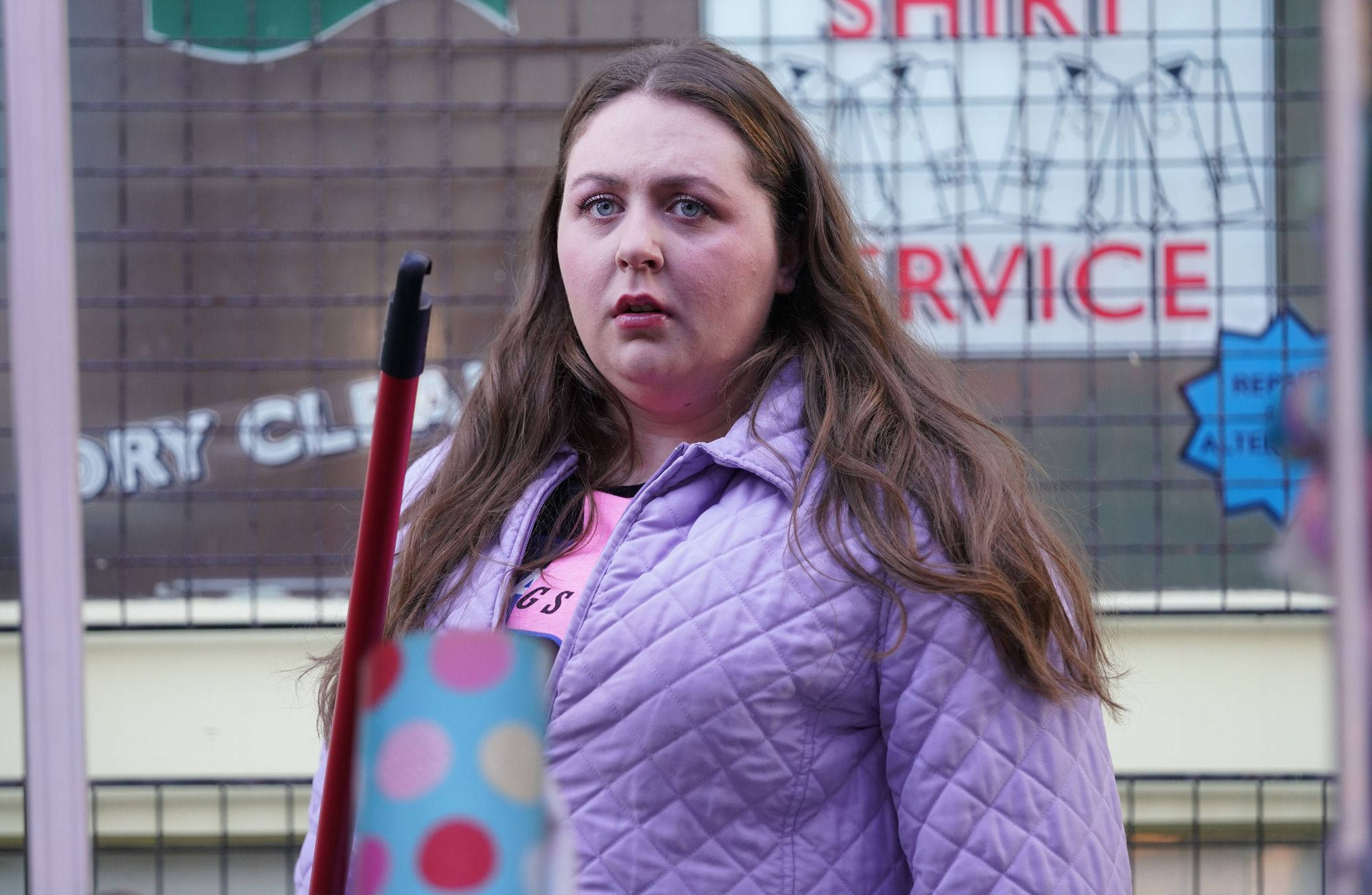 Bernadette Taylor has been given a makeover in EastEnders