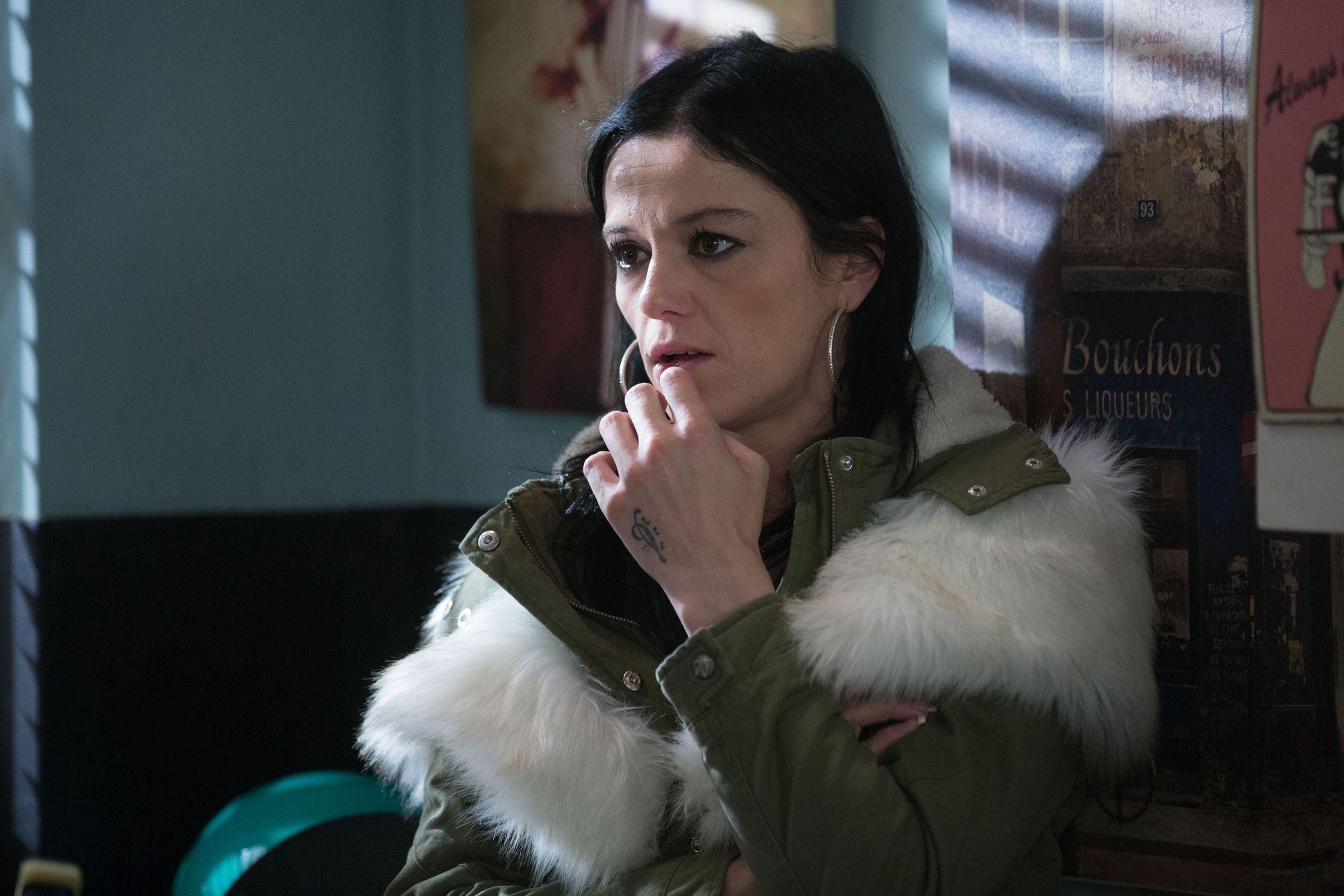 Hayley Slater drops Jean in it in EastEnders