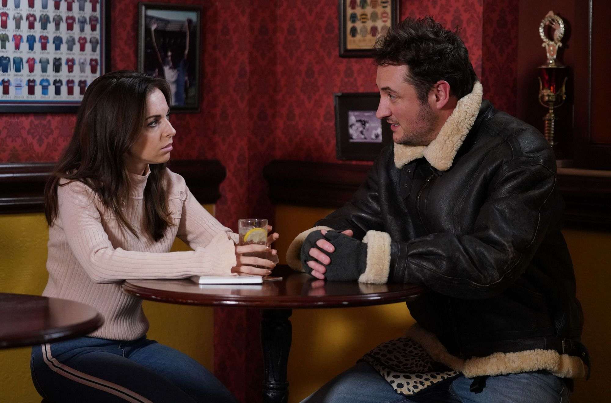 EastEnders hints at shock passion for Martin Fowler and Ruby Allen