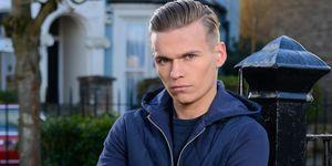 Charlie Winter as Hunter Owen in EastEnders