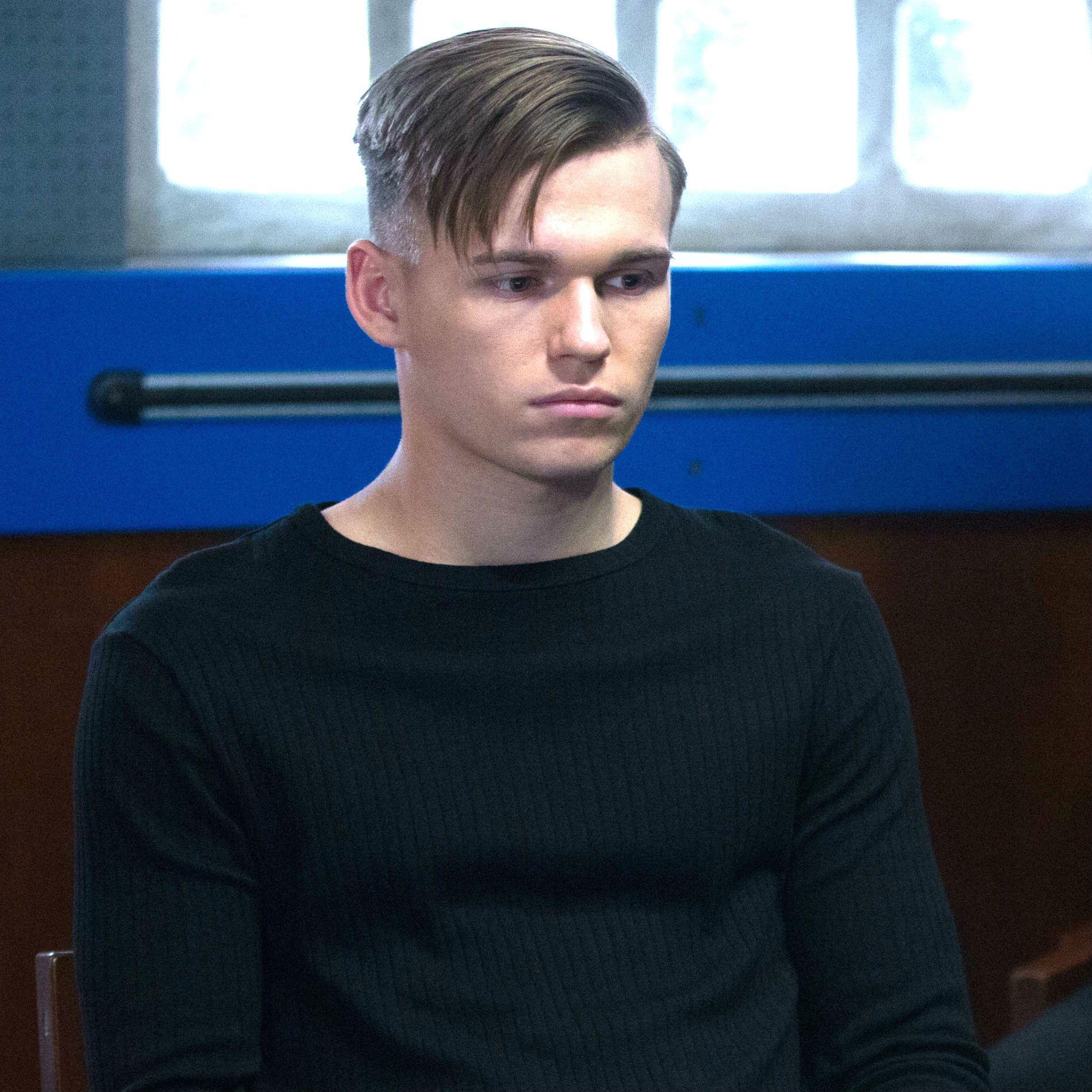 EastEnders spoilers - Hunter Owen to be interrogated by police