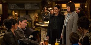Cain Dingle is arrested in Emmerdale