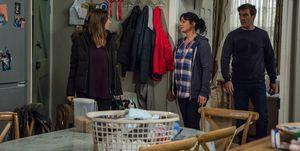 Debbie Dingle confronts Moira about Joe in Emmerdale