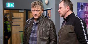 Daz Spencer confesses all to Dan in Emmerdale