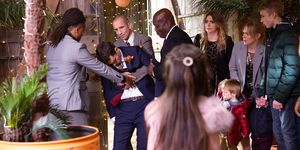 Marlon Dingle gets a surprise wedding in Emmerdale