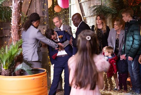 Marlon Dingle Gets A Surprise Wedding In Emale