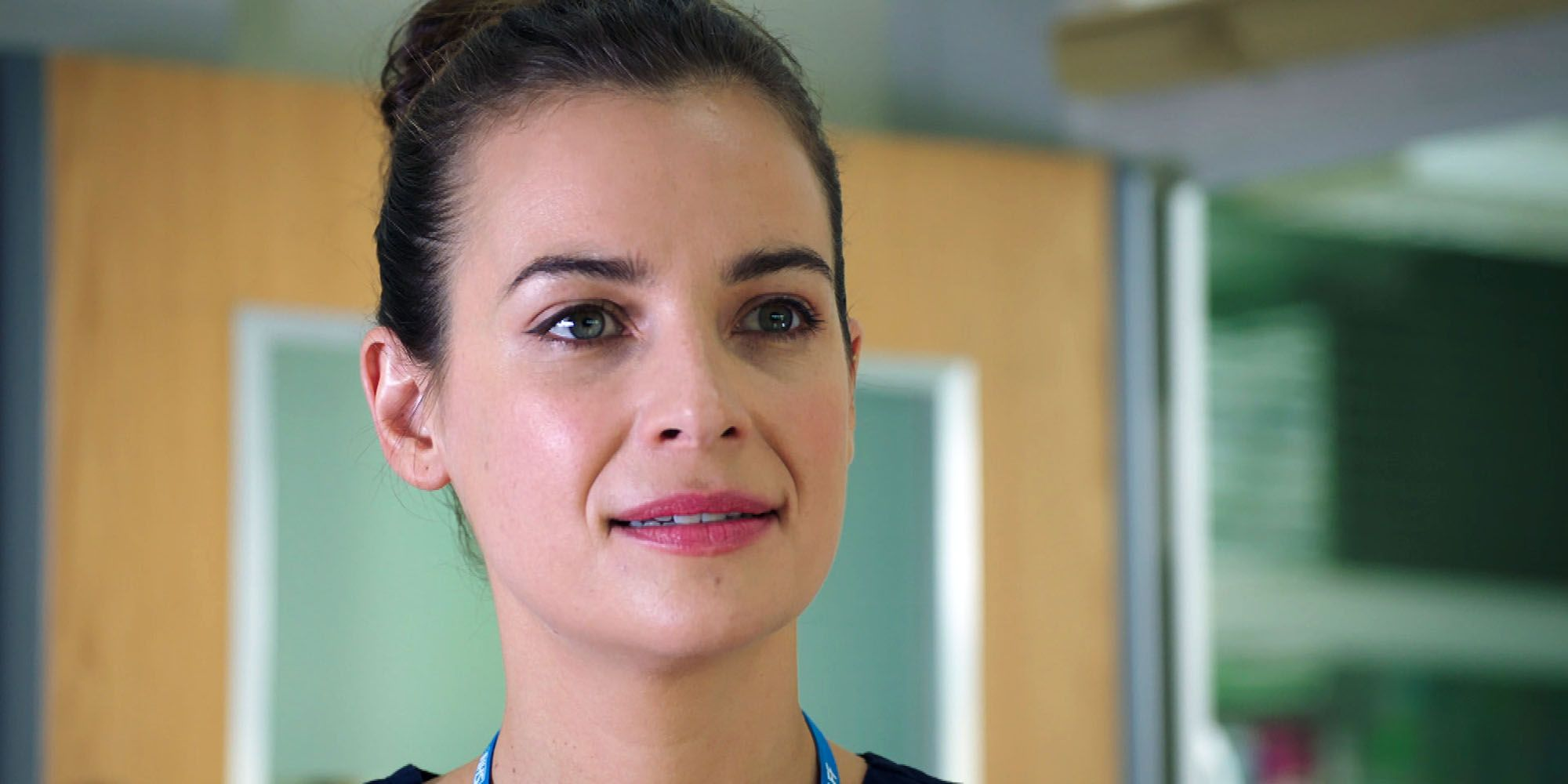 Zosia Self in Holby City
