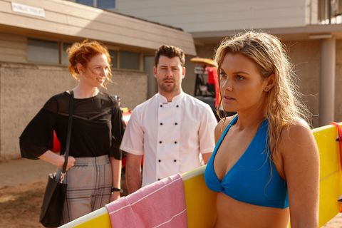 Brody Morgan and Ziggy Astoni aren't getting along in Home and Away