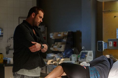 Robbo worries about Tori Morgan in Home and Away