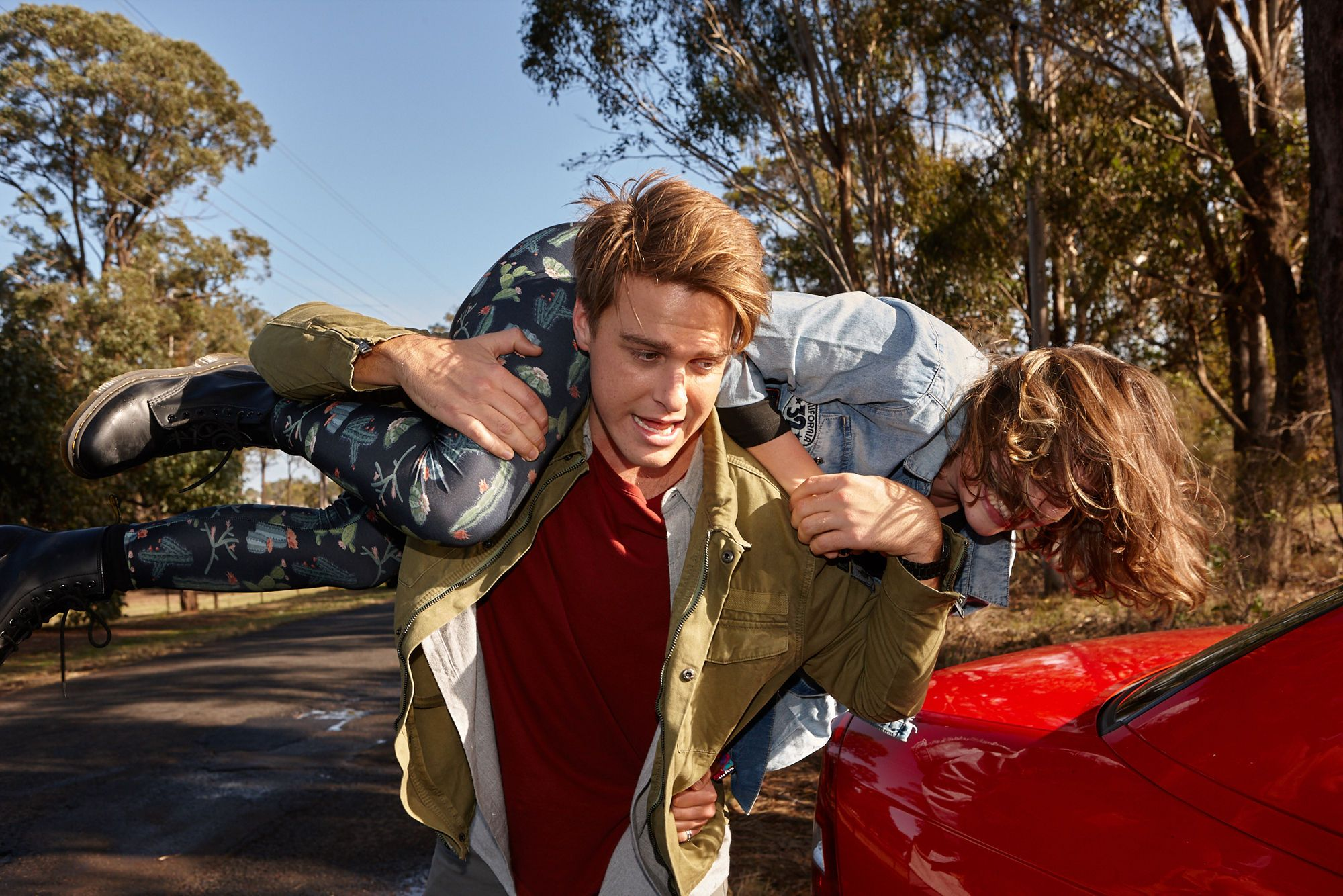 Home and Away spoilers - Colby kidnaps Bella for her own good