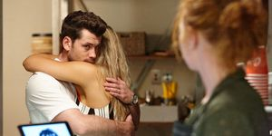 Brody Morgan and Ziggy Astoni make up in Home and Away