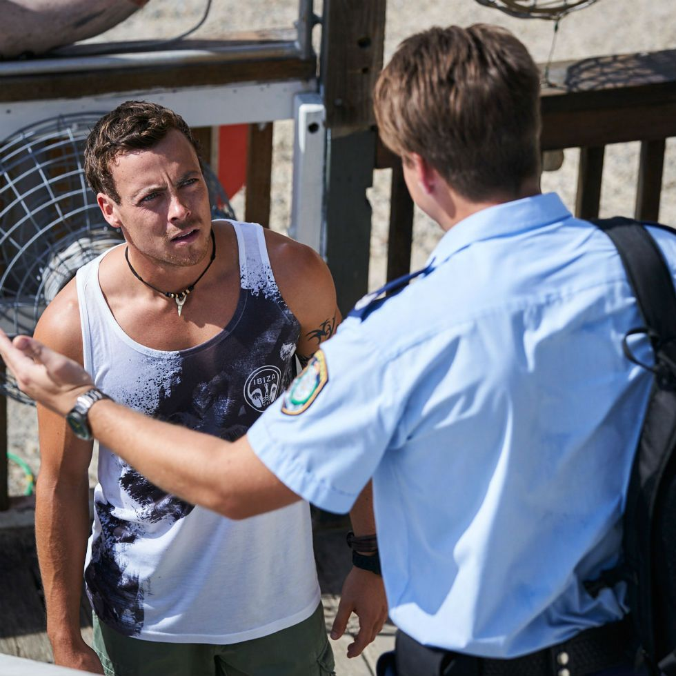 Home and Away airs shock death in latest Australian episode