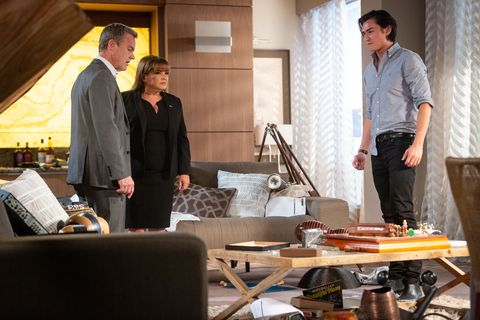 Leo Tanaka leaves Terese Willis and Paul Robinson horrified in Neighbours