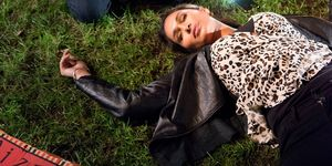 Dipi Rebecchi is attacked by Gary Canning in Neighbours