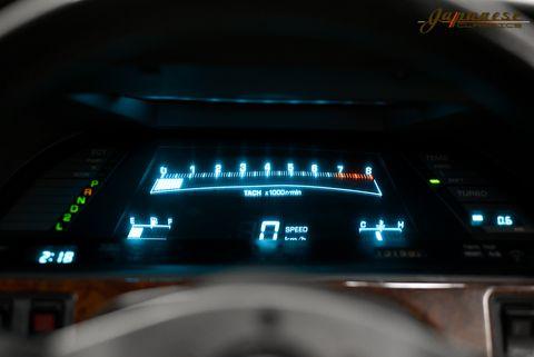 Toyota Soarer gauge cluster