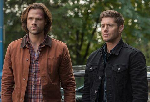 sobrenatural protagonistas final temporada 15