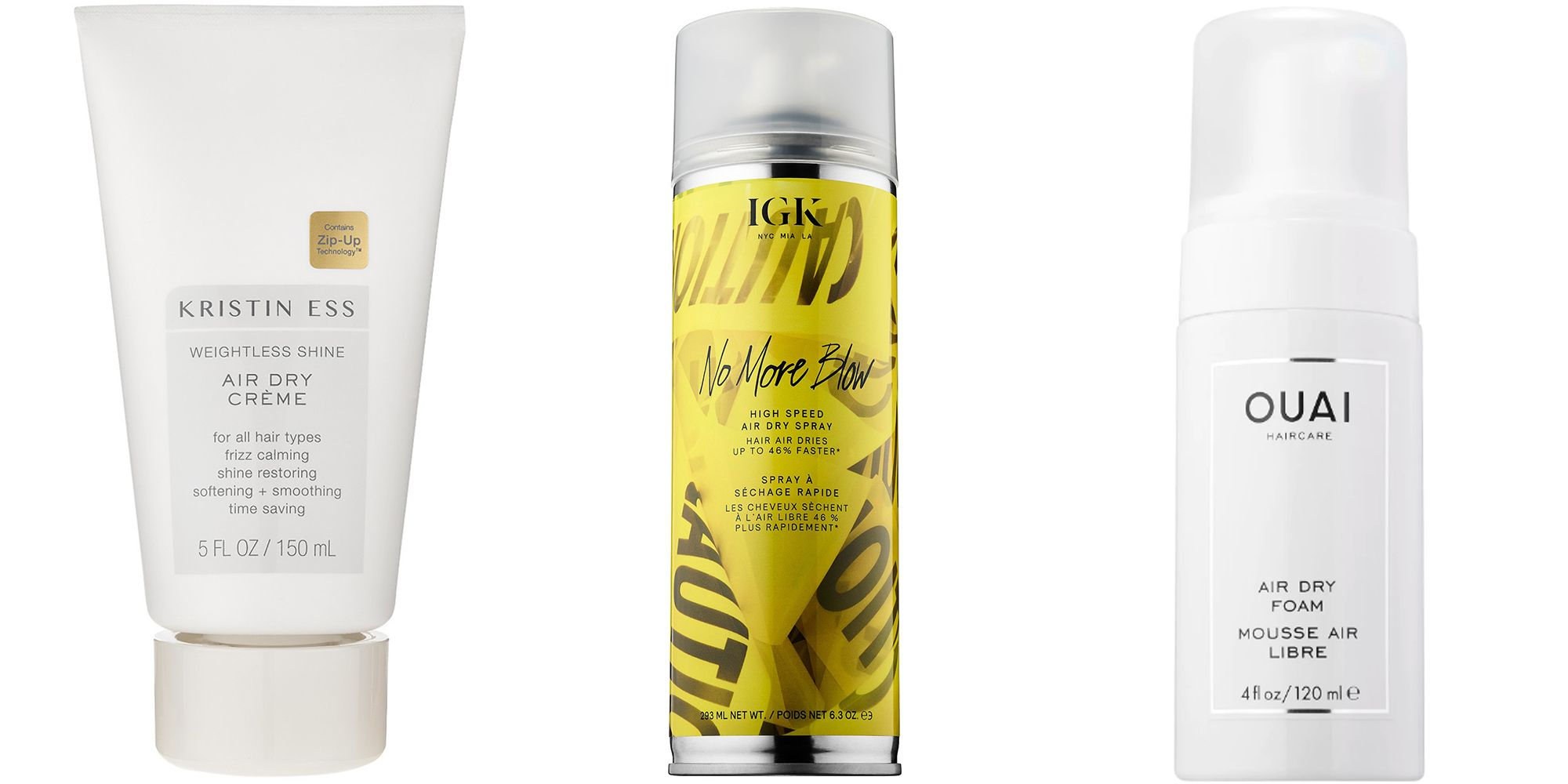 Best Air Dry Hair Stylers - Best Air Drying Hair Products