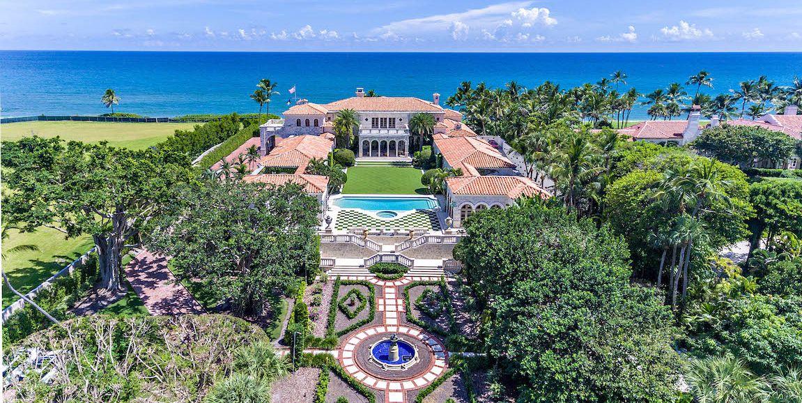 See Inside Broadway Producer Terry Allen Kramer's Oceanfront Palm Beach Mansion