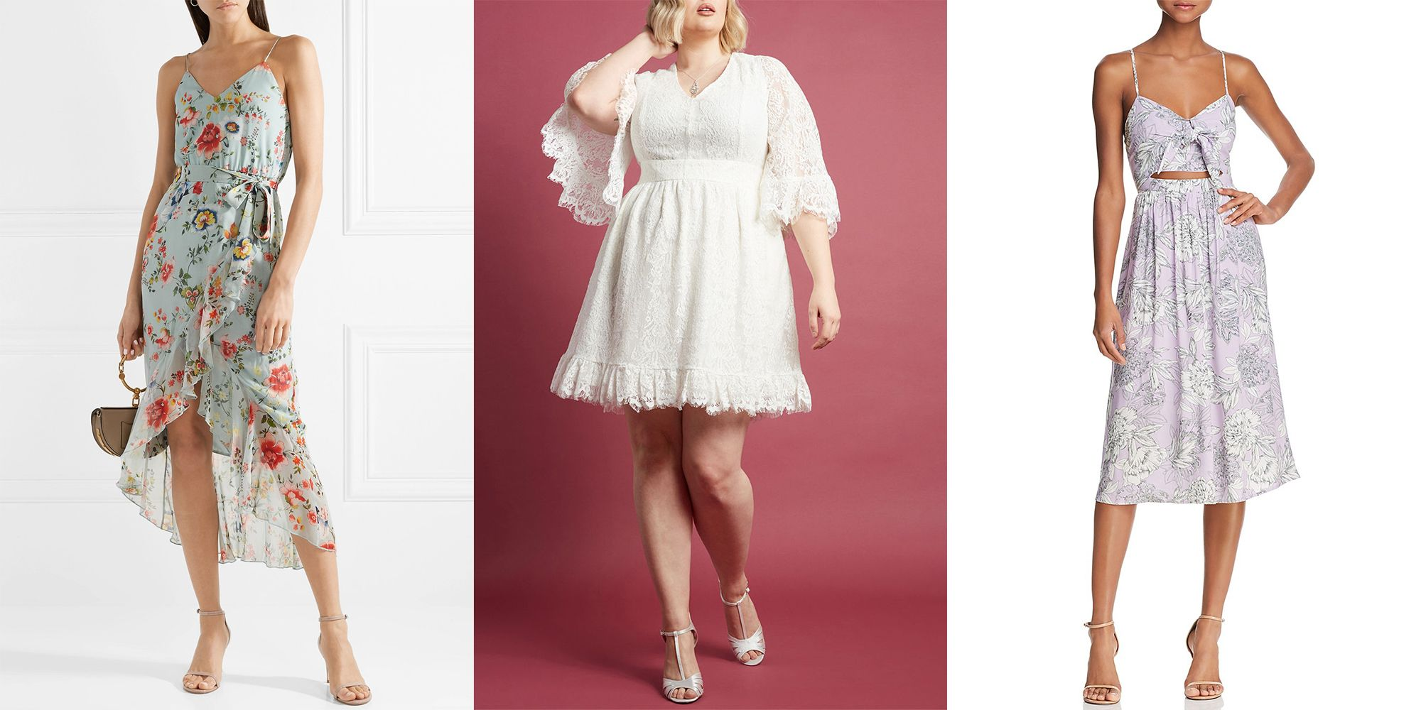Bridal Shower Dresses - What to Wear to a Bridal Shower
