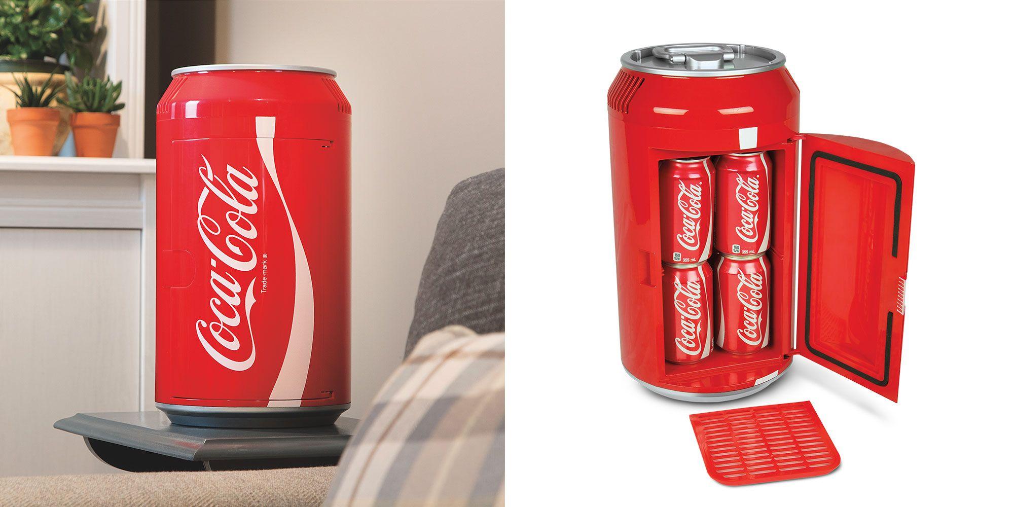 Coca Cola Fridge >> Aldi Is Selling A Coca Cola Mini Fridge Aldi Finds December 2018