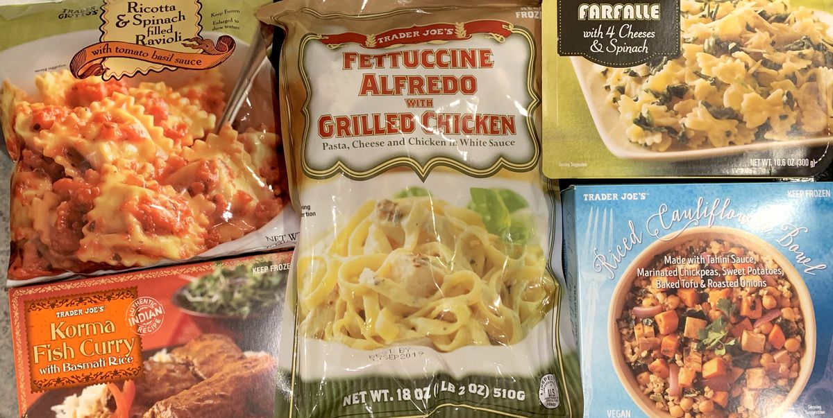 We Tried And Ranked Every Single Trader Joe's Frozen Meal