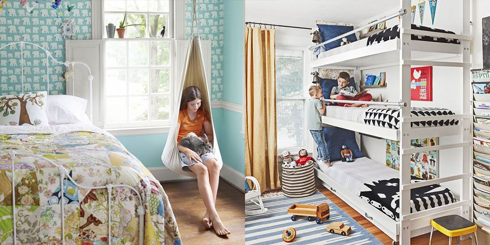 30+ Creative Kids' Room Ideas for a More Inspiring Space