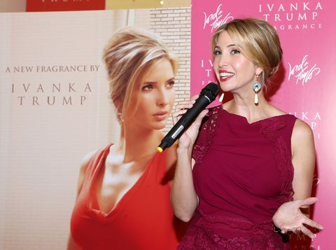 5469d702d62 Ivanka Trump Introduces Her New Fragrance At Lord   Taylor Flagship