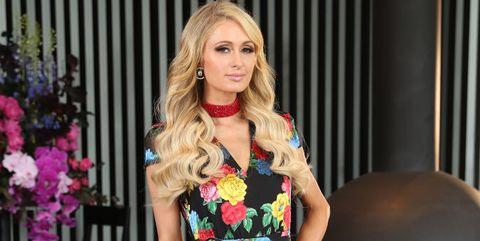 Paris Hilton Melbourne Portrait Shoot