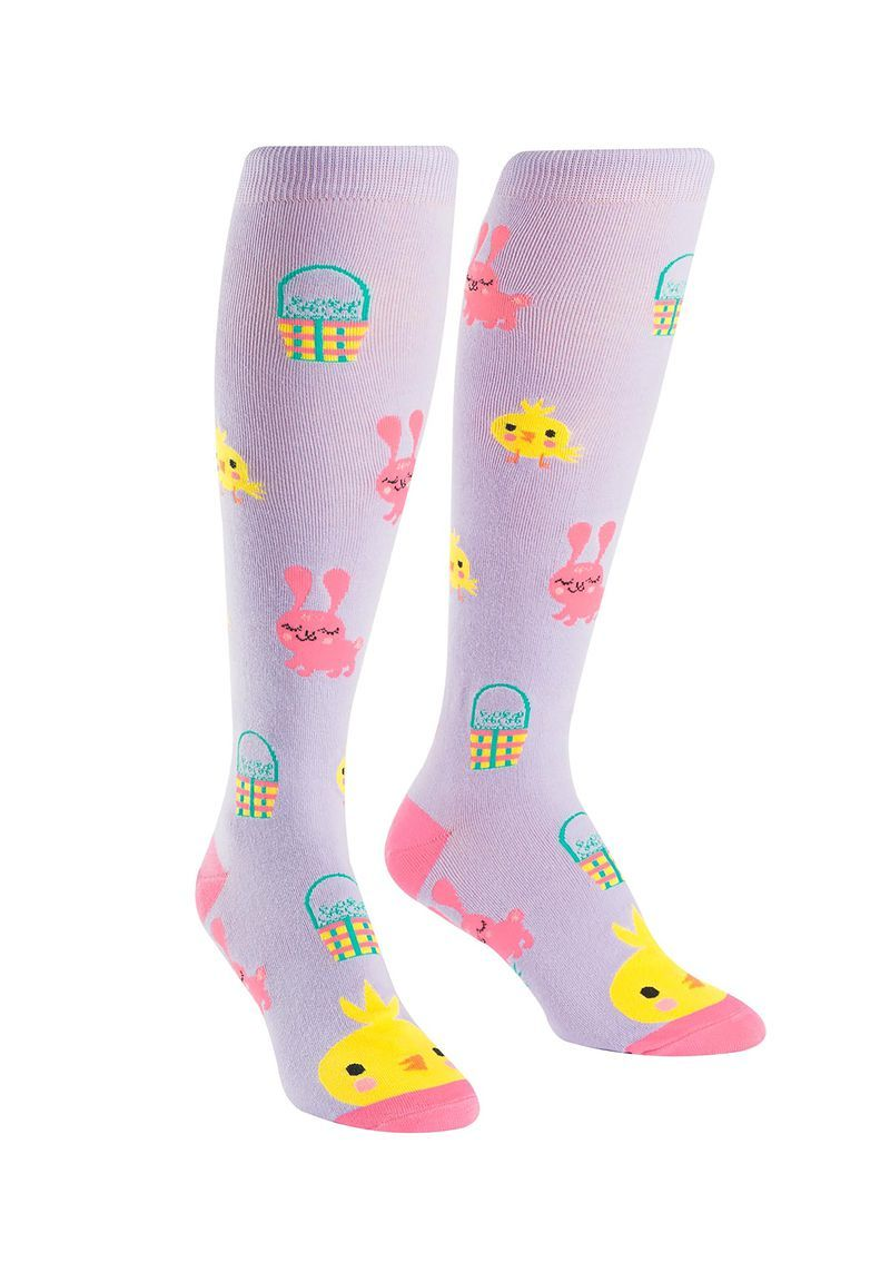 sock it to me easter socks