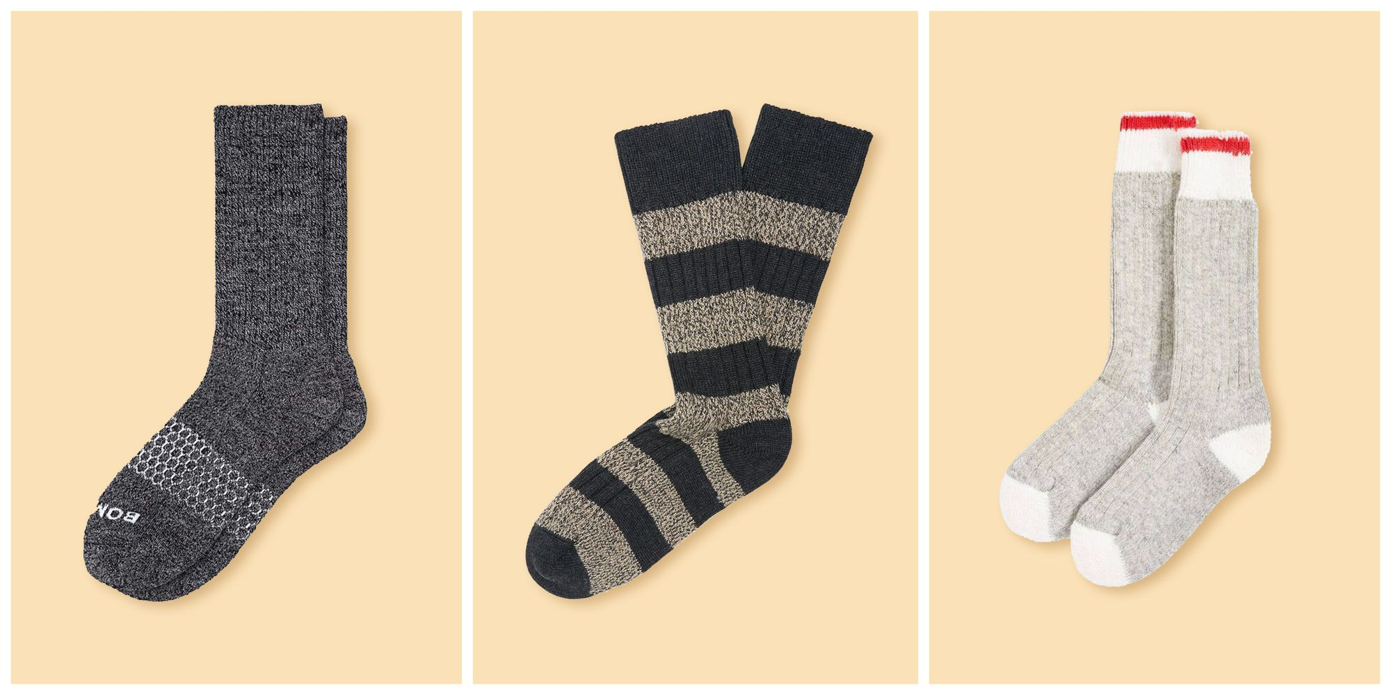 The 17 Comfiest Wool Socks You Can Get This Winter