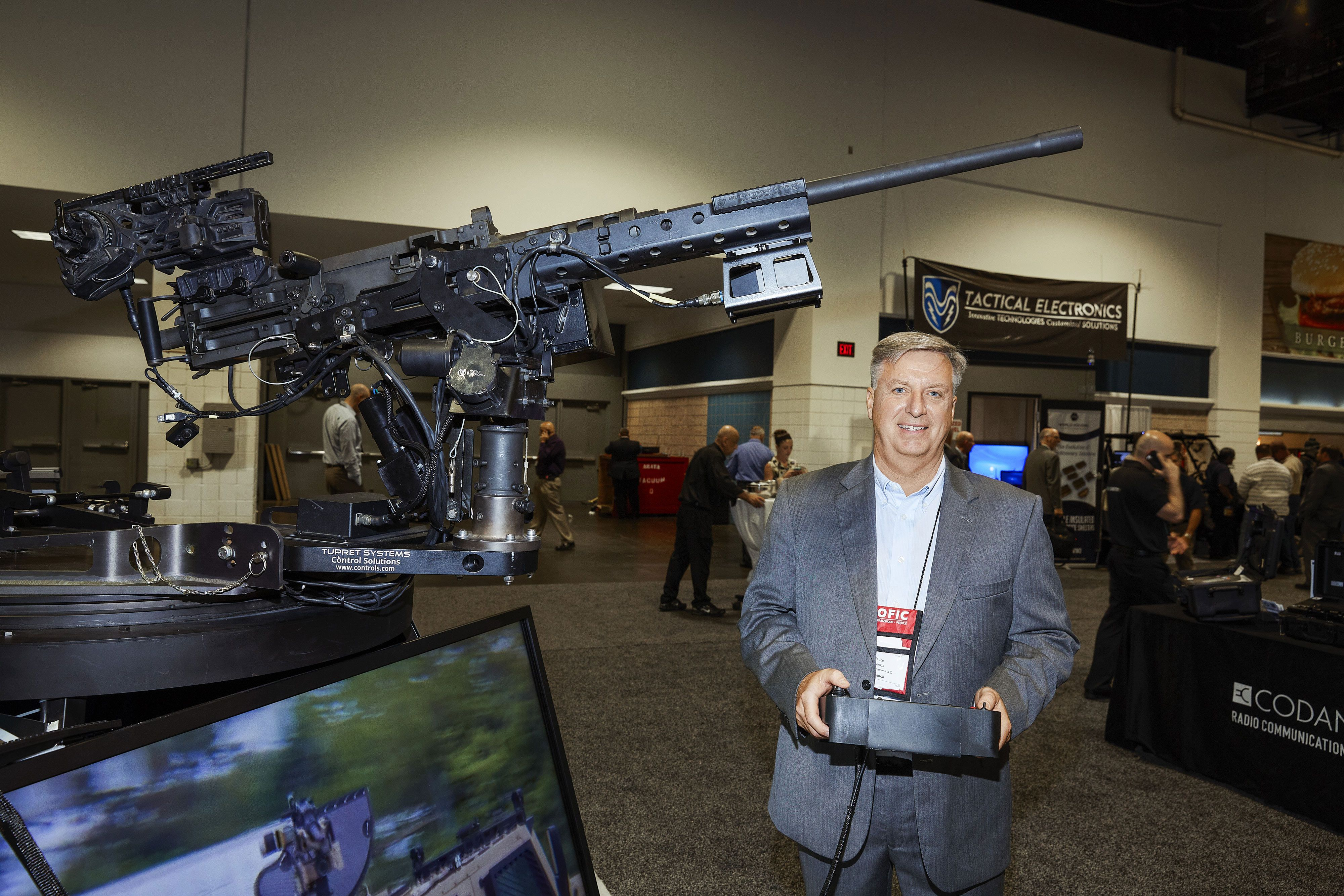 The Trade Show Where U S  Special Forces Buy Their Weapons