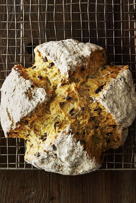 Soda Bread - Classic Irish Desserts