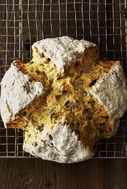 Soda Bread - Classic Irish Desserts