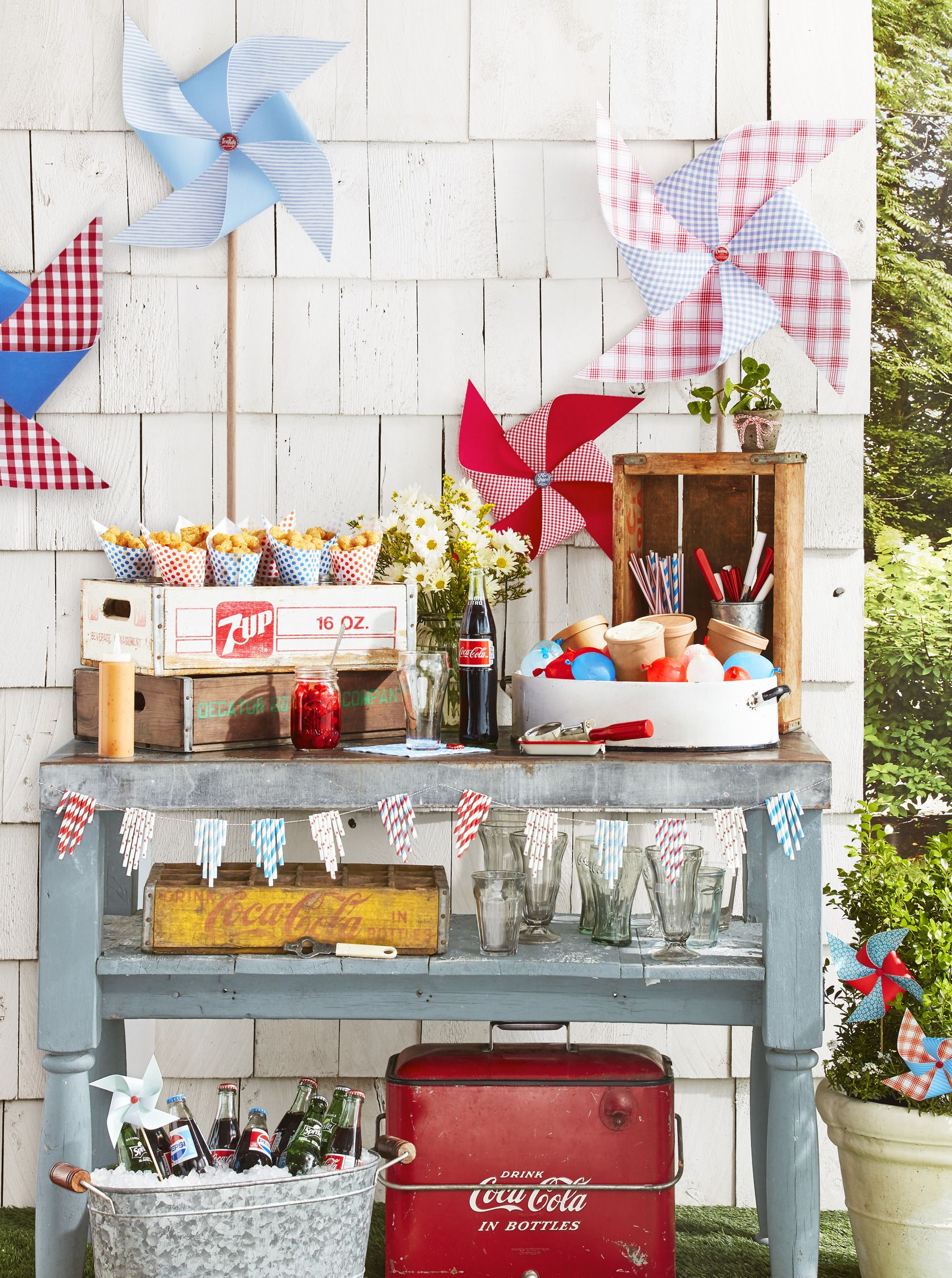 224 Best 24th of July Party Ideas - Games & DIY Decor for a Fourth
