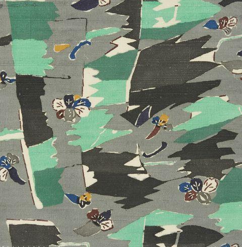 添田敏子さん作品集の表紙の作品