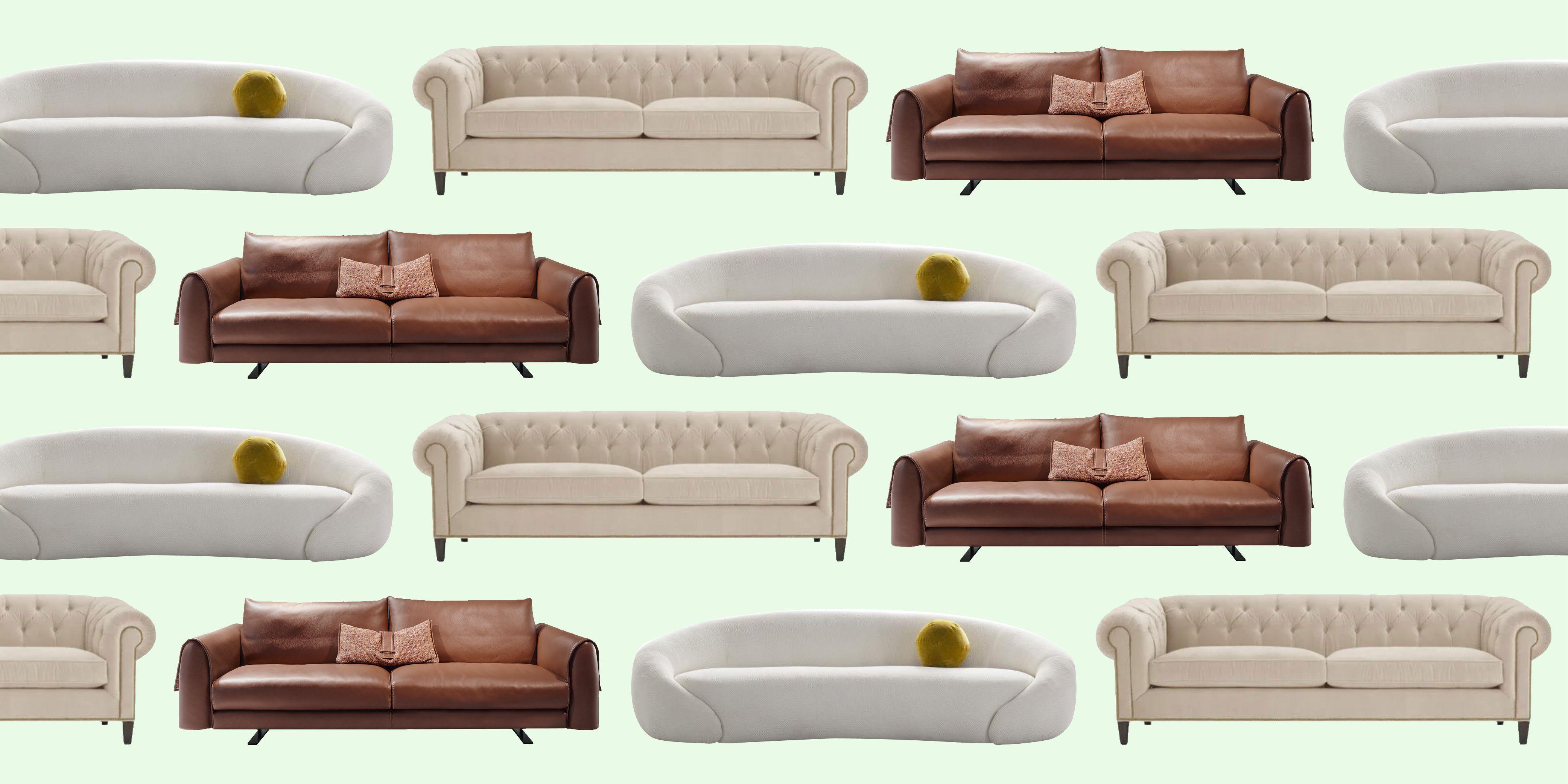 13 Best New Sofas Spring 2020 High