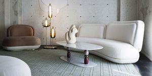 Salones con muebles de actualidad