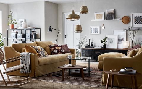 Sofá FÄRLÖV de IKEA