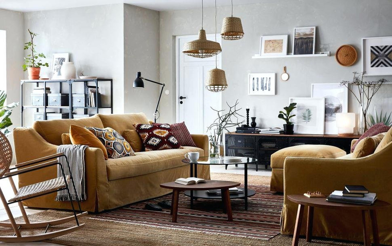 Sofá FARLOV de IKEA