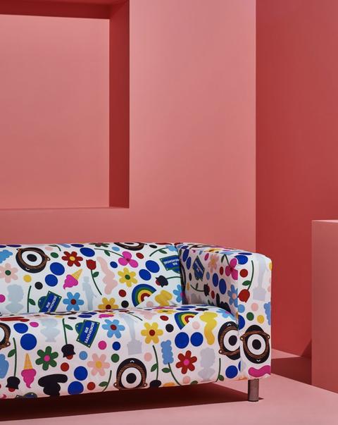 Sofá KLIPPAN FÖRNYAD de IKEA