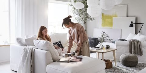 Sofá GRONLID de IKEA