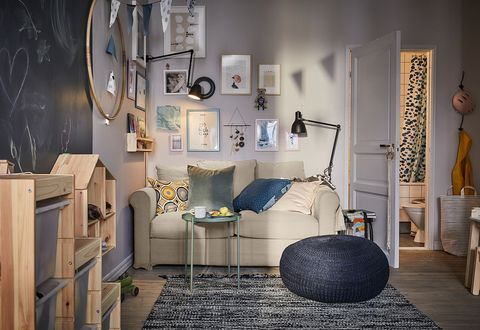 Sofá GRÖNLID de IKEA