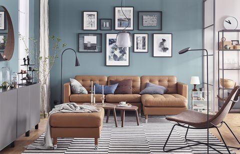 Sofá LANDSKRONA de IKEA