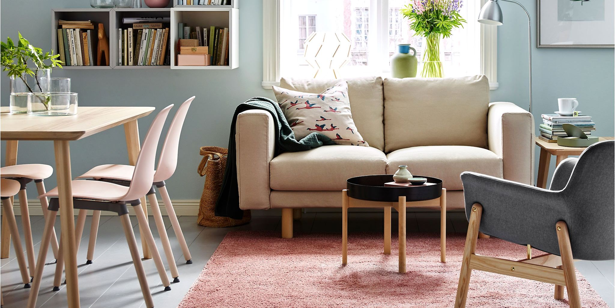 Sofá NORSBORG de IKEA