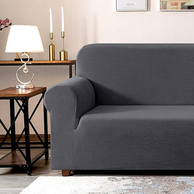 Incredible 10 Best Sofa Covers In 2019 Top Rated Couch Chair Slipcovers Dailytribune Chair Design For Home Dailytribuneorg