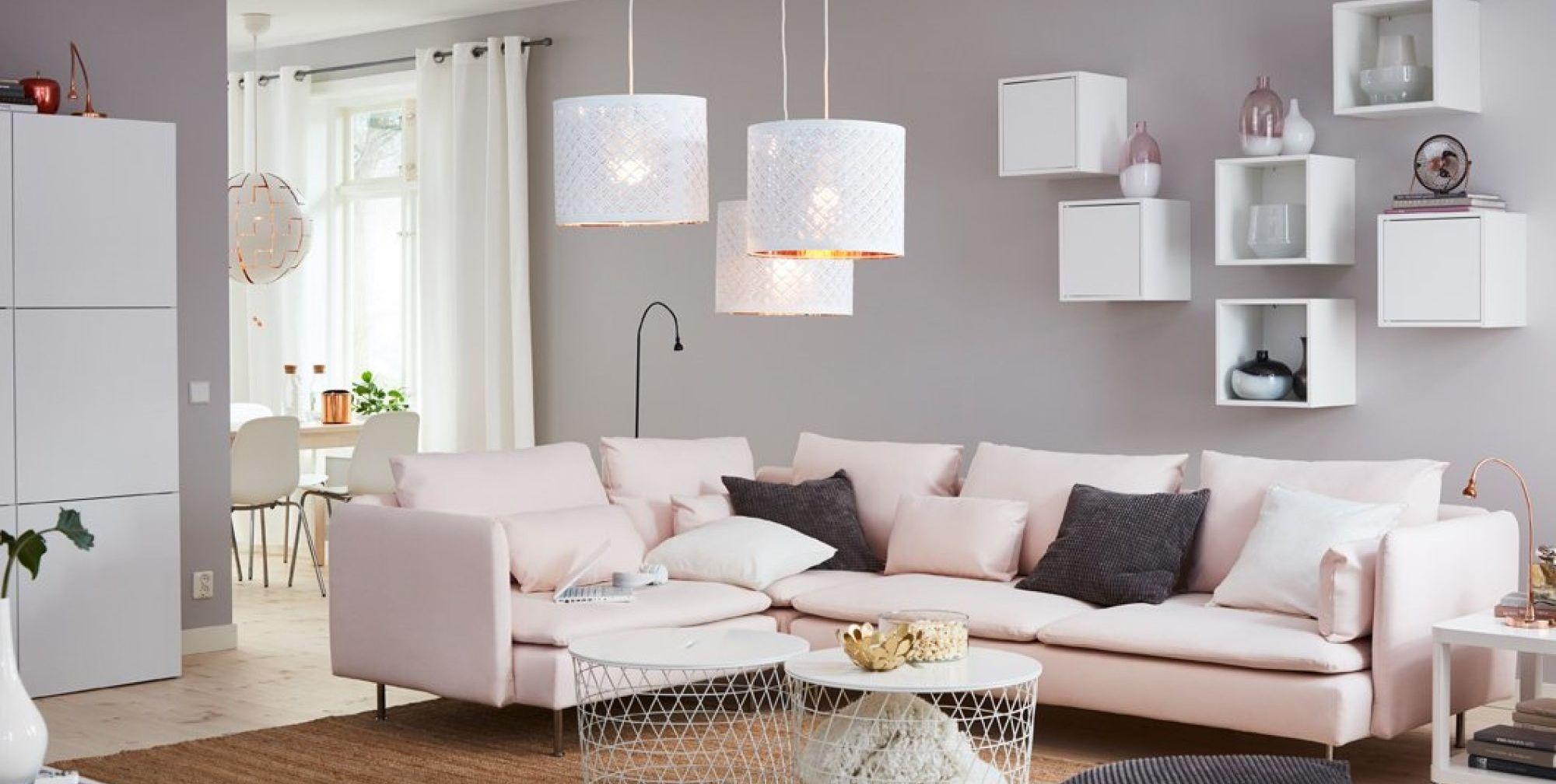 Sofá SÖDERHAMN de IKEA